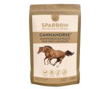 SPARROW CannaHorse® Organic Hemp Seed Pellets 800g