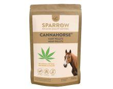 SPARROW CannaHorse® Hemp Pellets met CBD 1100g