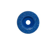 hoof boss rasp-Blue Coarse Grit Flat Disc