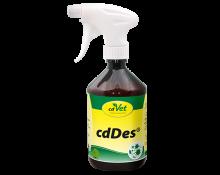 cdDes desinfecterende spray
