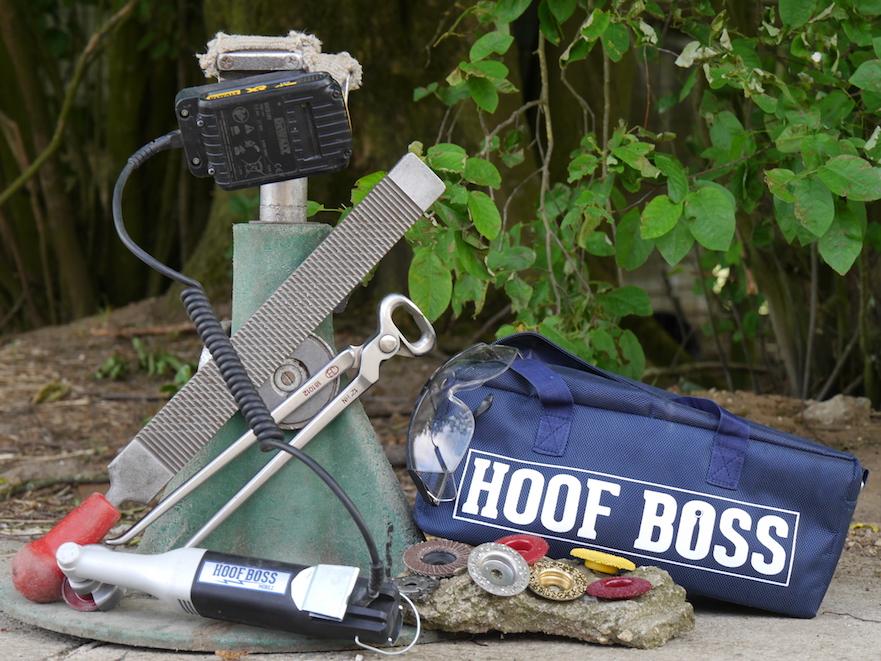 hoof boss & hoofjack