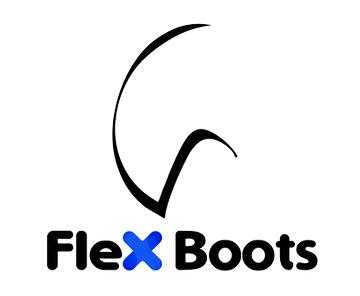 logo flex hoofboots